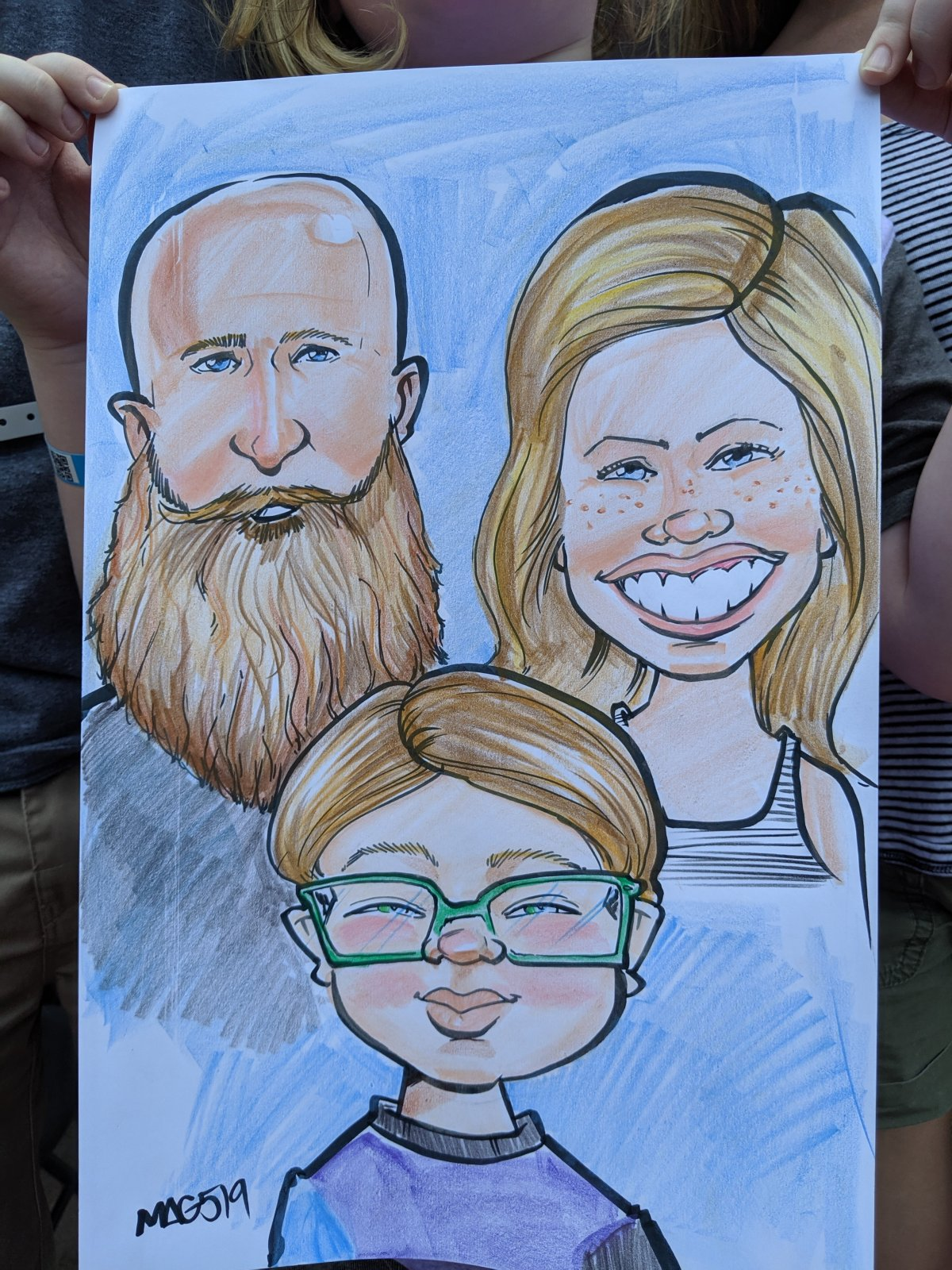 Being a Caricaturist