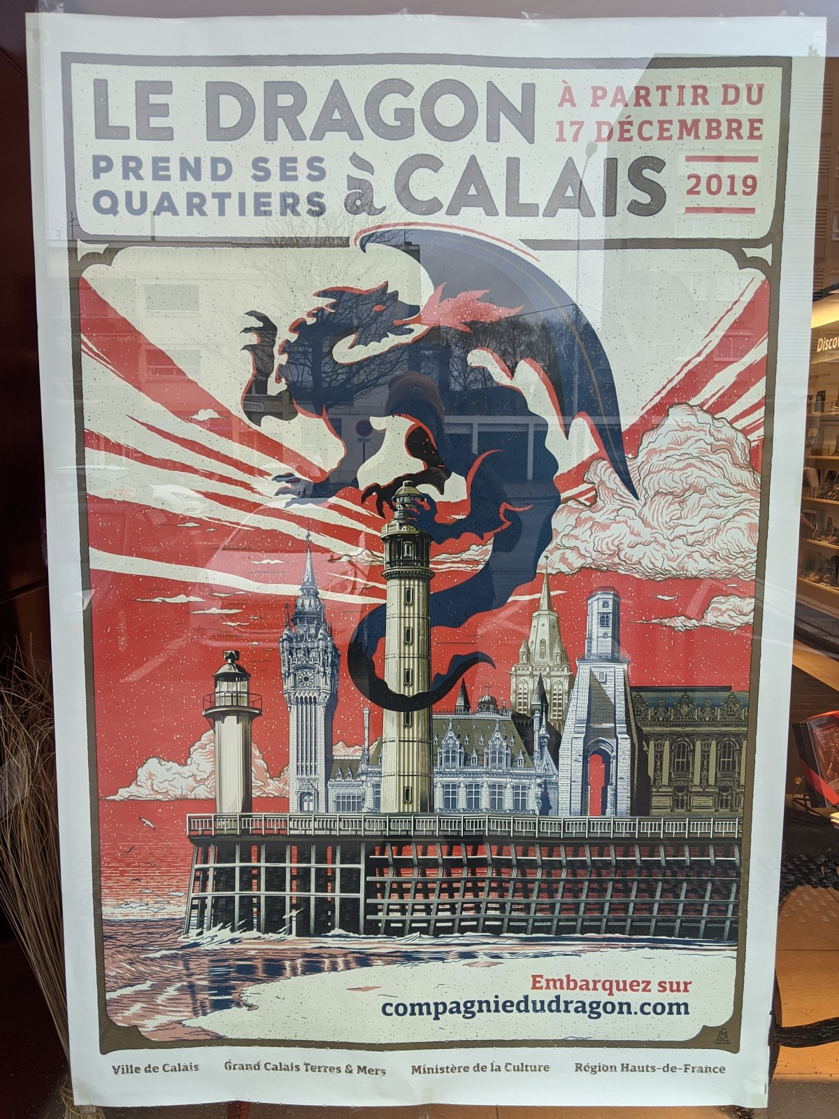 Dunkerque and Calais,France